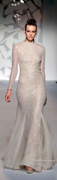 Abed Mahfouz - Couture - Fall Winter 2012 - 2013 http://www.abedmahfouz.com