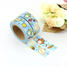 Washi tape ! New design ! ‪#‎Qcustom‬ #washi tape MFG. Email us for the best prices. sales@packingtape.cn #washitape #foiltape #cutetape #cute #scrapbooking #handmake