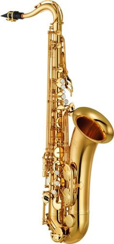 YTS-280 Bb Tenor Saxophone - The YAS/YTS-280 saxophones offer a perfect start because they are designed with the young beginner in mind. Relatively light-weight and ergonomically shaped, they are easy to hold and to play. The intonation is perfect, as you would expect from Yamaha, and it is easy to get a great sound. The Yamaha design offers beginners optimum support, thus greatly assisting both learning progress and creativity.