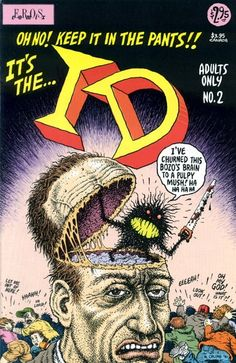 "alanalan95: The covers for ID ""a R. Crumb... - browsable vizual cirkus > EntertainMindz [fase4.3"