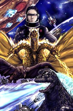 Monster Zero and Planet X