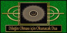 Dileğin Olması için Okunacak Dua - ilahirahmet islami dua sitesi Alex And Ani Charms, Islam, Charmed