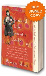 Ever worked with HELA, then you have to read about how the cells came about and about the woman who gave the to us