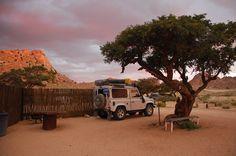Sunset, Klein Aus Vista rest camp, Namibia