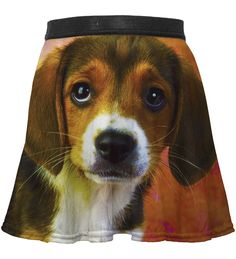 Puppy circle skirt for kids, Mr. GUGU & Miss GO