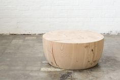 Mark Tuckey. Custom Timber Furniture...Mega drum