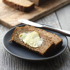 A moist and delicious zucchini bread using coconut flour, for a gluten-free and paleo treat.