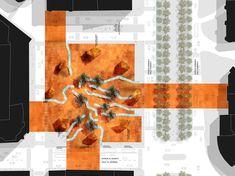 Landscape Architecture : Mikou Design Studio  Salwa Mikou, Selma Mikou, Cécile Jalby, Iskra Pencheva, Gwenaël Jerrett, Ludivine Specht  Budget : 5 M €  Surface: 10 000 m2  Location : Fez, Morocco  Date : competition 2008