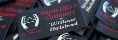William Halstead banner