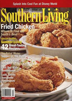 July 2004 Fried En Where To Find The South S Best Bbq Grill Grilling Grillgrillingsouthern Living