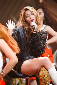 Ailee 에일리 (Lee YeJin 이예진) 'Mind Your Own Business' era Amy Lee, Snsd, Kpop Girl Groups, Kpop Girls, Korean Beauty, Asian Beauty, Jimin, Blake Lovely, Minding Your Own Business