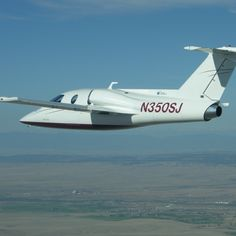 My client, my company....my plane: Sport Jet 2....1000 miles, 450mph jet plane the size of a Piper or Cessna.