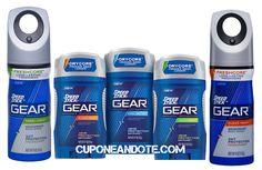 Desodorante Speed Stick GEAR a solo $0.98 en Walmart