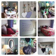 Mooie collage van B Villa Lavendel in Scheveningen (is van vrienden van mij :-)