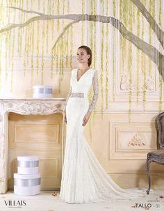 Tallo | Villais Couture 2016 Wedding Dress - 1