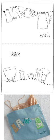 bolsa lencería