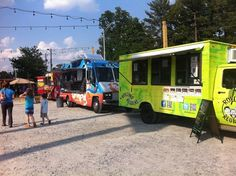 Atlanta Food Truck Park off Howell Mill Road Car Food, Food Vans, Food Truck, Georgia Usa, Georgia On My Mind, Atlanta Georgia, New Atlanta, Atlanta Food, Facts About America