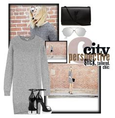 """""""Uptown girl"""" by obsessedaboutstyle on Polyvore featuring Yves Saint Laurent, Linda Farrow and Kenzo"""