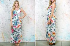 Garden Bliss Maxi Dress!  - Main Photo