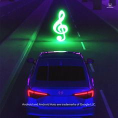 With standard Android Auto™ compatibilty, the 2022 Civic Sedan is fully connected to fun. Honda Civic Sedan, Android, Neon Signs, Fun, Ideas, Thoughts, Hilarious