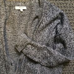 salt and pepper cardigan | madewell Very soft! Madewell Sweaters Cardigans