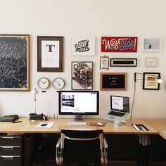 Design studio in SF. Photo by @Warby Parker