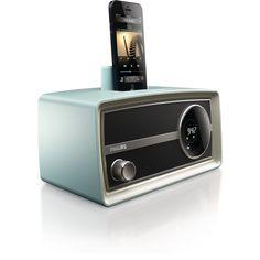 Philips Original radio mini ORD2105B baby blue <3
