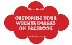 customise your facebook images