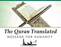 Quran : Read it before you burn it!!