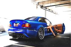 BMW E46 M3 Widebody