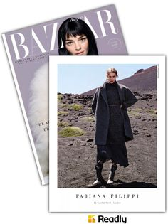 Suggestion about Harper's Bazaar - UK October 2016 page 129