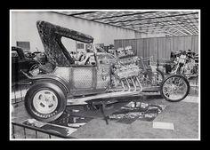 "Jack Of Diamonds"" Show Car, 1975, via Flickr."