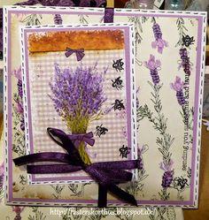 Fasters korthus: Beautiful Lavender