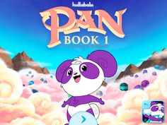 """Pan Book 1 """"The Fearless Beribolt"""" Home Screen Exploration by Hullabalu Interactive Stories, Saint Charles, Show And Tell, Homescreen, Book 1, Explore, Exploring"""
