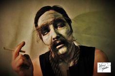 Women to old men mask