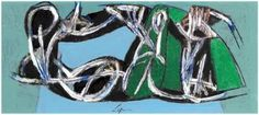 "Saatchi Art Artist Nicola Capone; Painting, ""forme 13"" #art"