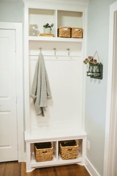Fixer Upper Laundry Room