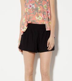 Black AE Soft Short
