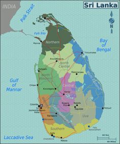 Sri Lanka - Wikitravel