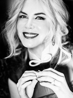 Nicole Kidman Shines At The End Of A Tough Year, Lensed By Chen Man For Grazia China December2014 - 3 Sensual Fashion Editorials | Art Exhibits - Anne of Carversville Women's News