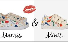 "Sneakers, anyone? Noch mehr Partner-Looks! Endlich in den Stores, noch so ein lässiges Mama-Mini Duo – die Veja x BOBO CHOSES Sneakers ""Jazz White"": https://cappumum.com/2016/02/22/sneakers-anyone-noch-mehr-partner-looks/"