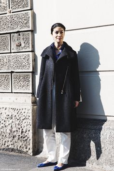 #CarolineIssa simplicity at its best. Milan