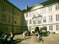 National museum Copenhagen, free admission, and beautiful historical exhibitions.