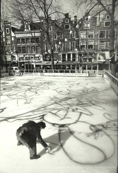 Herman Brood - Leidseplein - jaren 80
