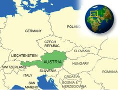 When I see Austria, either on a map, in real or on a picture, I always get a warm feeling in my tummy!