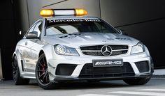 Mercedes C63 AMG Black Series DTM Safety Car