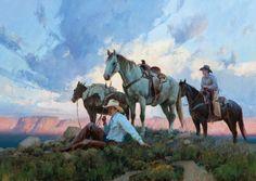 The Wide Open West, by Bill Anton