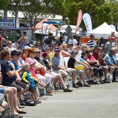 Crowd numbers were up at last year's Gold Coast International Marine Expo