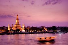 Bangkok Vacation Destination Travel Specials Book Now! Best Places To Travel, Best Cities, Travel Around The World, Around The Worlds, Khao San Road, Travel Specials, Yangon, Mandalay, Beautiful Places To Visit