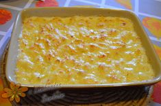 Bacalao con nata - Bacalhau com natas Deli, Seafood Recipes, Lasagna, Macaroni And Cheese, Food To Make, Cooker, Food And Drink, Chips, Fish